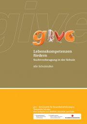 Cover der Broschüre Lebenskompetenzen fördern